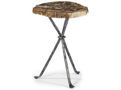 A.R.T. Furniture The Foundry Dixon Silver 13''L x 12''W End Table