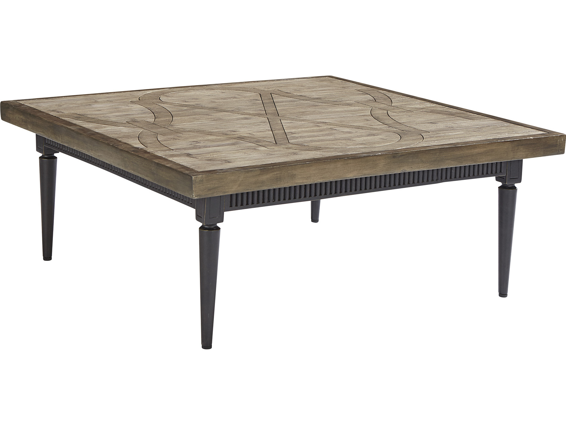 A R T Furniture Morrissey Outdoor Leon 42 Square Coffee Table