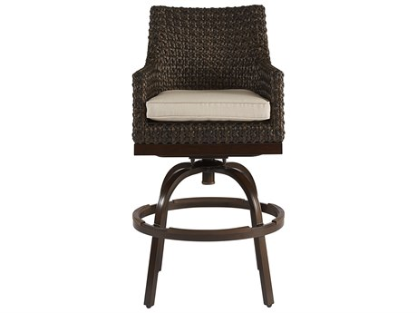 A.R.T. Furniture Epicenters Outdoor Franklin Wicker Bar Stool ATF9232084114BL