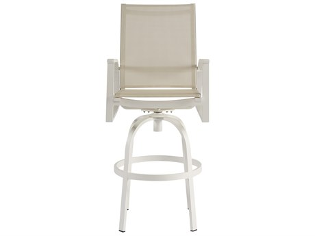 A.R.T. Furniture Cityscapes Outdoor Claidon Sling Bar Chair