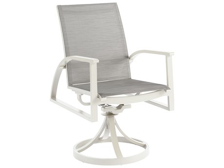 A.R.T. Furniture Cityscapes Outdoor Claidon Swivel Dining Rocker (Sold in 2)