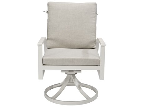 A.R.T. Furniture Cityscapes Outdoor Claidon Cushion Swivel Dinig Rocker (Sold in 2)