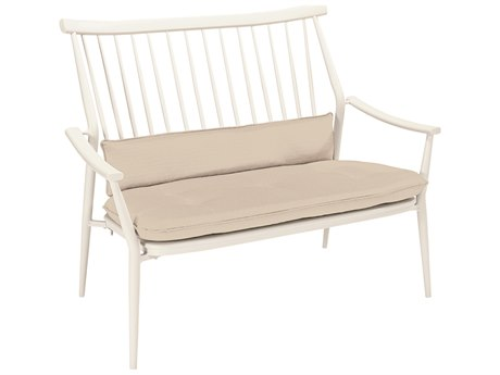 A.R.T. Furniture Epicenters Austin Outdoor Darrow Settee (Sold in 2)