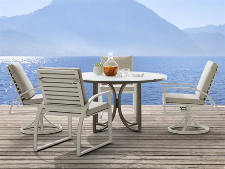 A.R.T. Furniture Outdoor Cityscapes Aluminum Dining Set