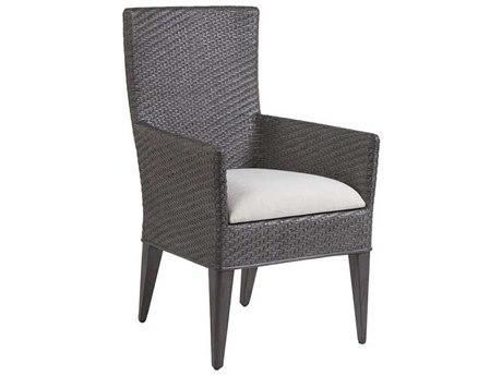 Artistica Home Cadence Mahogany Dining Arm Chair