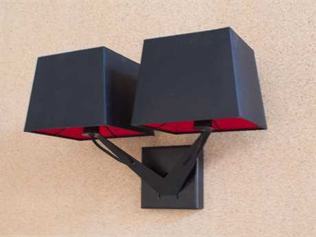 Axis 71 Memory Two Two-Light Wall Sconce