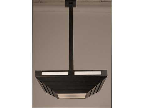 Arroyo Craftsman Cascade Four-Light Pendant