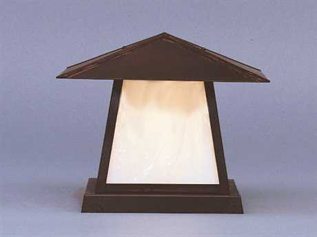Arroyo Craftsman Carmel Outdoor Column/Pier Mount Light