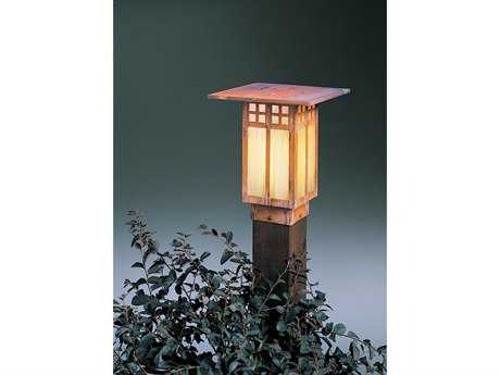 Arroyo Craftsman Glasgow Square Outdoor Post Mount Light