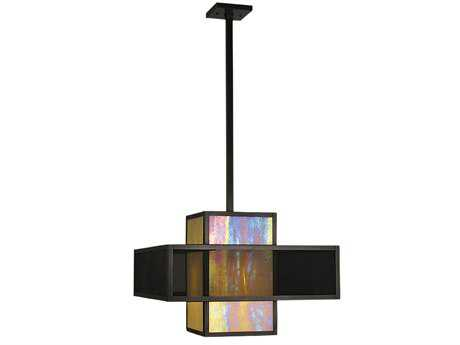Arroyo Craftsman Illusion Four-Light Pendant