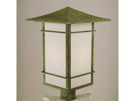 Arroyo Craftsman Katsura Outdoor Post Mount Light