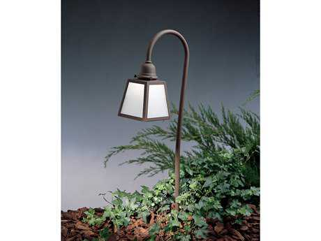 Arroyo Craftsman A-line Outdoor Post Mount Light