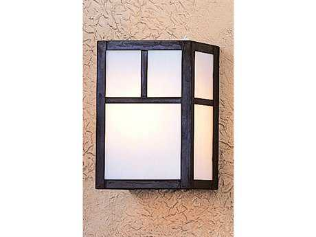 Arroyo Craftsman Mission Outdoor Wall Sconce