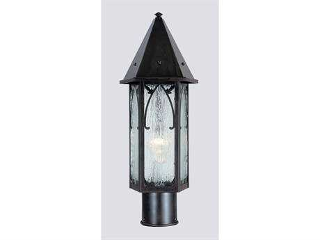 Arroyo Craftsman Saint George Outdoor Post Mount Light