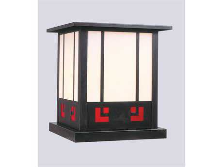 Arroyo Craftsman State Street Outdoor Column/Pier Mount Light