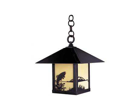 Arroyo Craftsman Timber Ridge Outdoor Pendant