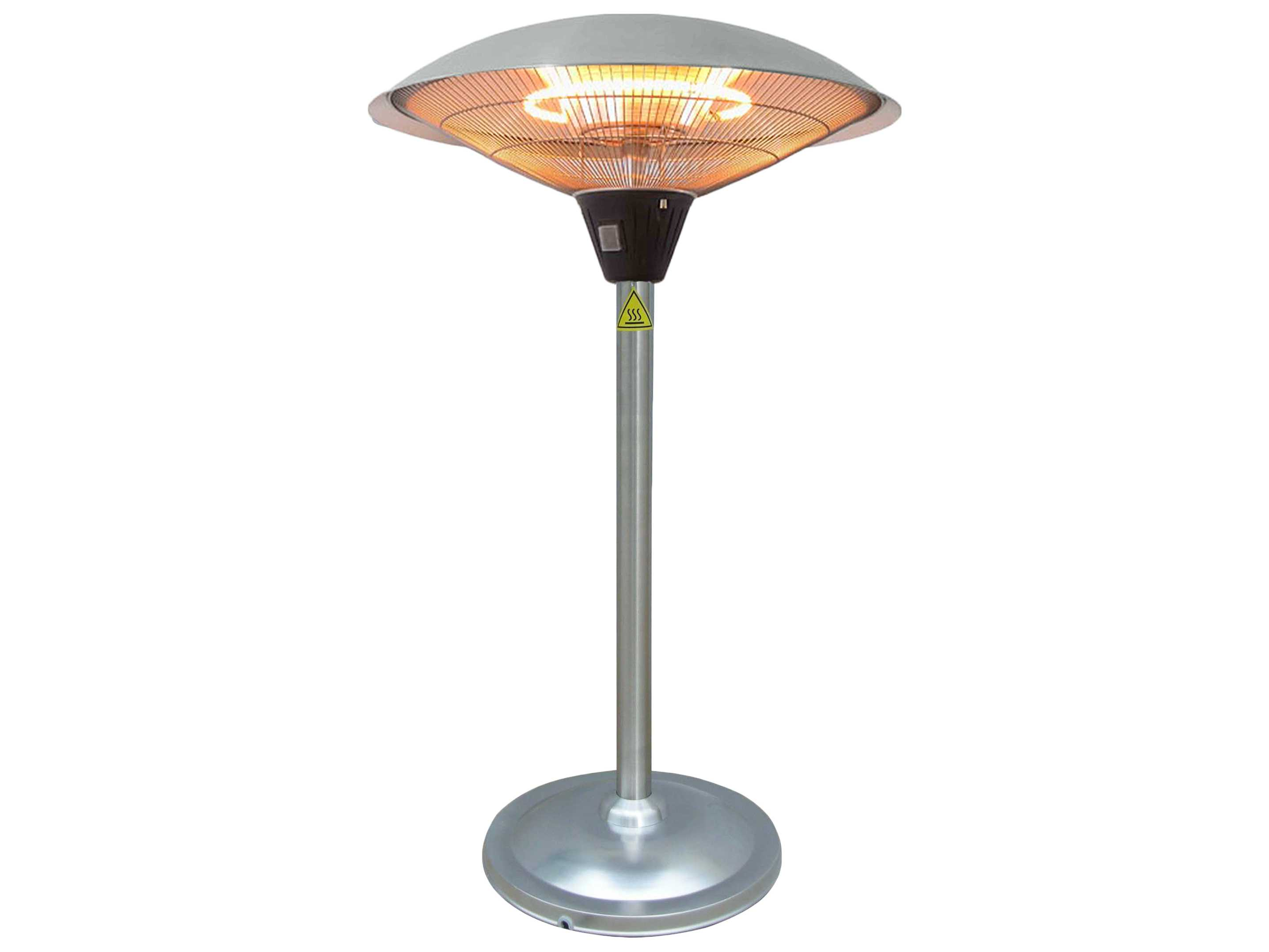 hammered heaters replacement parts and patio finish image silver heater outdoor az tabletop