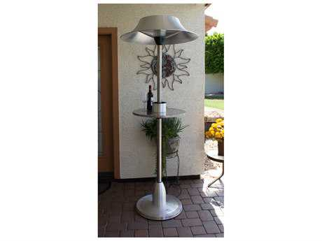 AZ Patio Heaters Electric Heater With Table AZHIL3029