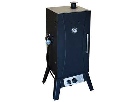 AZ Patio Heaters Propane Steel Vertical Smoker