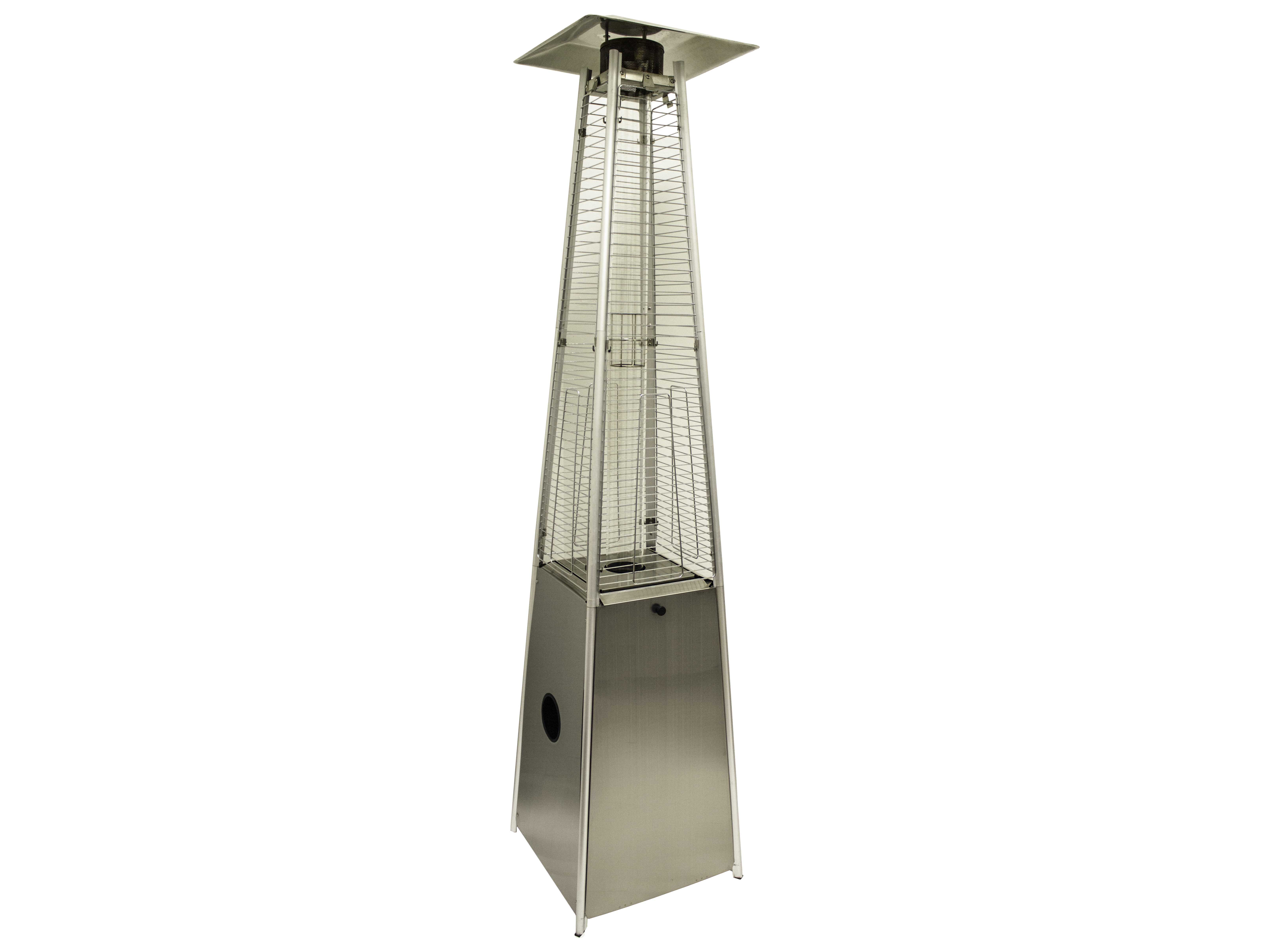 AZ Patio Heaters Quartz Glass Tube Stainless Steel