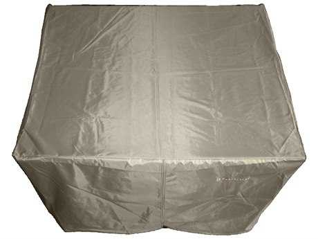 AZ Patio Heaters Waterproof Cover For Large Square Firepit AZHLIFSCVR