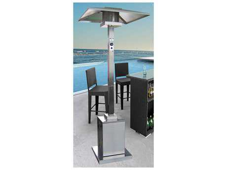 AZ 91 Tall Stainless Steel Commercial Grade Propane Gas Heater
