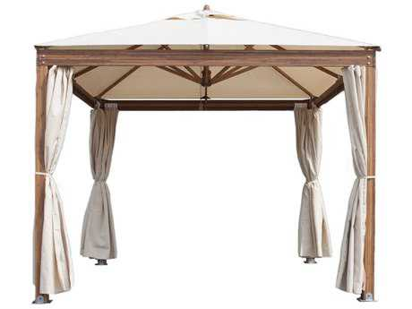 Bambrella Alize 13 x 10 Rectangular Pavilion with Curtain