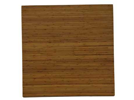 Bambrella 32 Square Bamboo Table Top B180SQ22