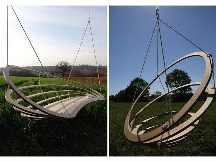 Bambrella Circa Hanging Chair Frame