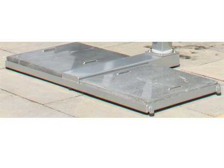Bambrella 354lb Granite Base System for Side Wind Hurricane Models