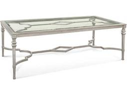 Bassett Mirror Hollywood Glam Sylvia 84 x 30 Rectangular Dining Table