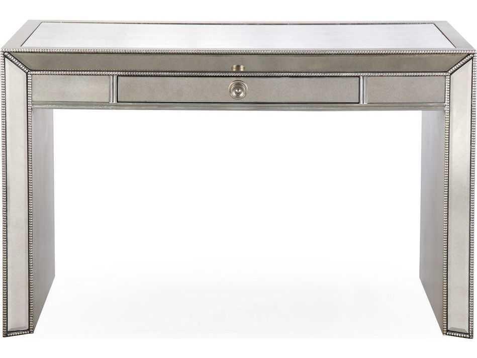 Bassett Mirror Hollywood Glam Murano 48 X 24 Writing Desk