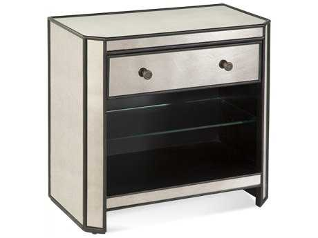 Bassett Mirror Hollywood Glam McDowell Side Chest