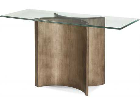 Bassett Mirror Thoroughly Modern Symmetry Console Table Top