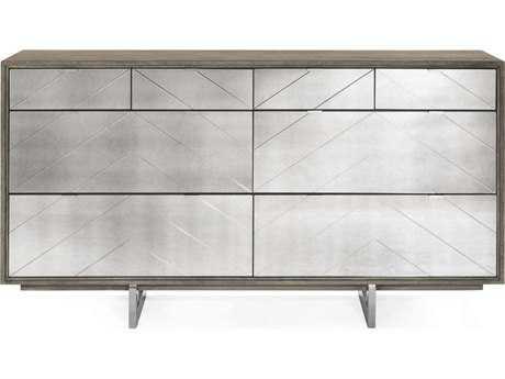 Bassett Mirror Thoroughly Modern  Soraya 66'' x 18'' Eight-Drawer Chest