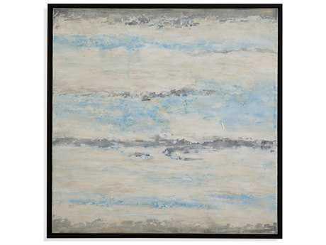 Bassett Mirror Pan Pacific Morning Horizon Painting
