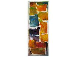 Bassett Mirror Thoroughly Modern Colorful Blocks I Painting