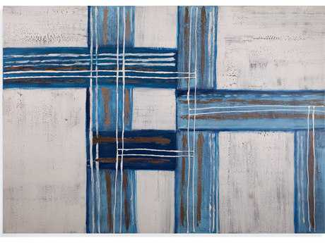 Bassett Mirror Belgian Luxe Crossings Painting