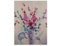 Bassett Mirror Thoroughly Modern Beautiful Bouquet Painting
