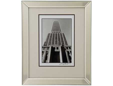 Bassett Mirror Thoroughly Modern Empire State Building I Wall Art