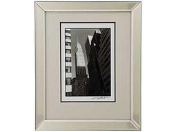 Bassett Mirror Thoroughly Modern Chrysler Building Wall Art
