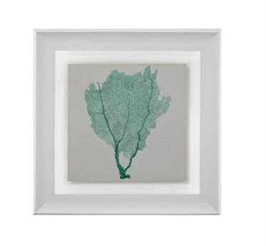 Bassett Mirror Pan Pacific Sea Fan I Wall Art