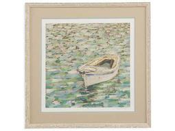 Bassett Mirror Pan Pacific On the Pond II Painting
