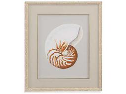 Bassett Mirror Pan Pacific Nautilus Painting