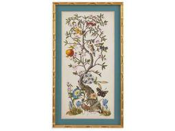 Bassett Mirror Hollywood Glam Chinoiserie Natura I Painting