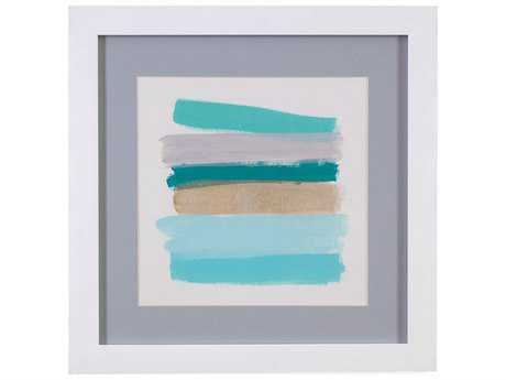 Painting Bassett Mirror Thoroughly Modern ''Palette Stack II'' Painting