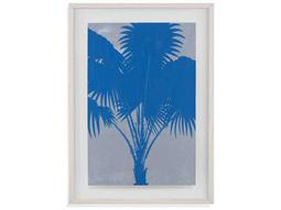 Painting Bassett Mirror Pan Pacific ''Chromatic Palms VI'' Painting