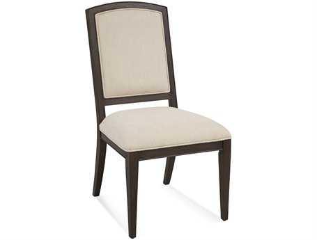 Bassett Mirror Belgian Modern White Marlette Side Chair