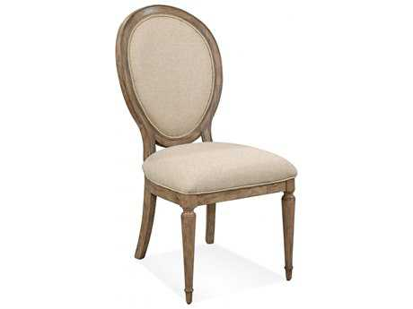 Bassett Mirror Belgian Luxe Armless Esmond Side Chair