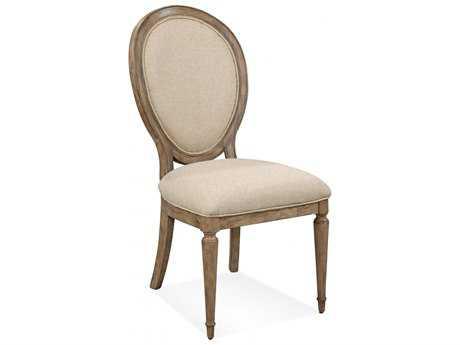 Bassett Mirror Belgian Luxe Armless Esmond Side Chair